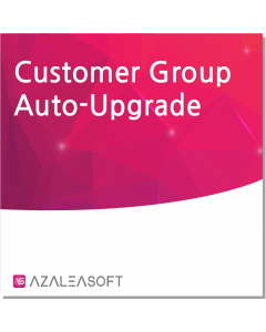 Customer Group Auto-Upgrade