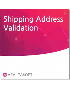 Shipping Address Validation